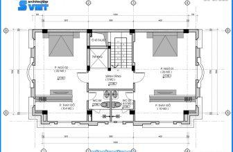 Mặt bằng nhà lô tầng 34 17065